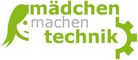 """Logo """"Mädchen machen Technik"""""""
