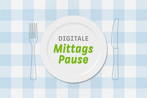 """Wort-Bild-Marke """"Digitale Mittagspause"""""""