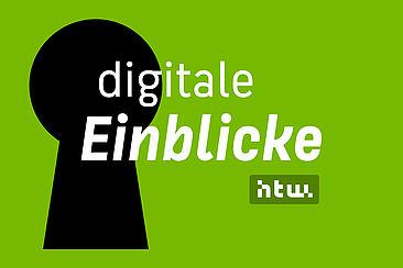"Wort-Bild-Marke ""Digitale Einblicke"""