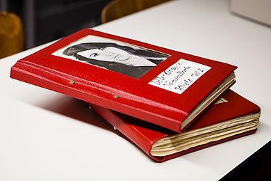 Tagebücher von Tamara Bunke