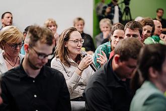 Diskussionsbeitrag aus dem Publikum